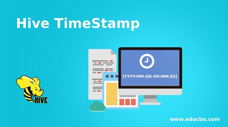 Hive TimeStamp