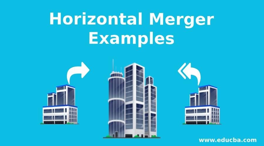 Horizontal Merger Examples