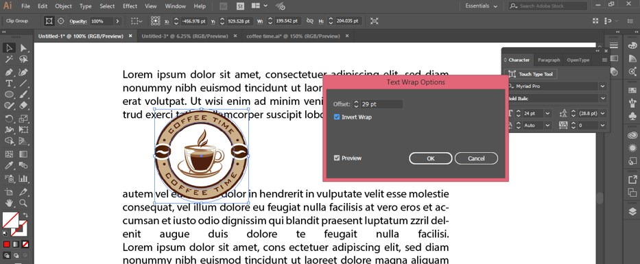 How to Warp Text in Illustrator - 31
