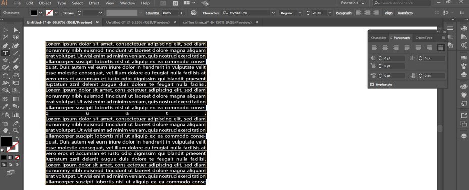 How to Warp Text in Illustrator - 4