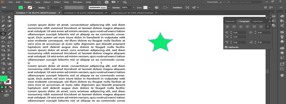 Star tool