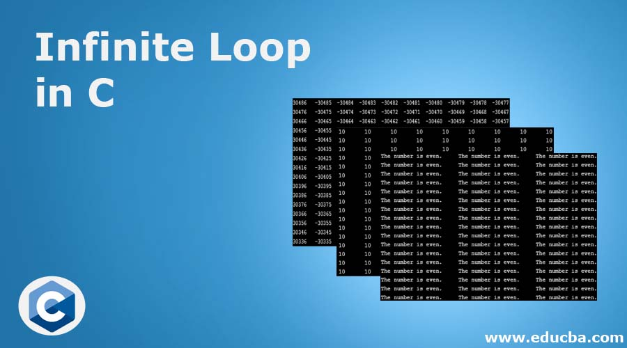 Infinite Loop in C