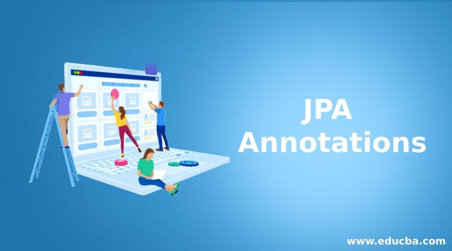 JPA Annotations