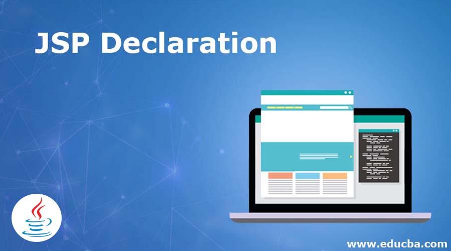 JSP Declaration