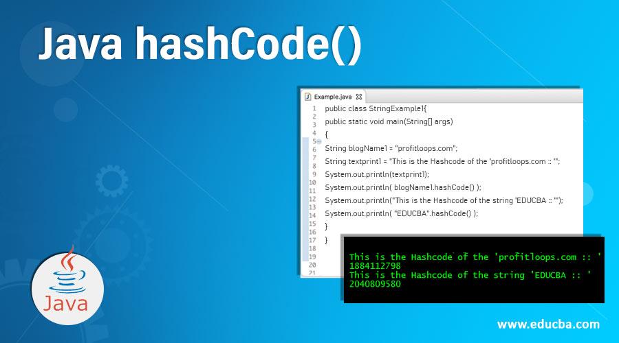 Java hashCode()
