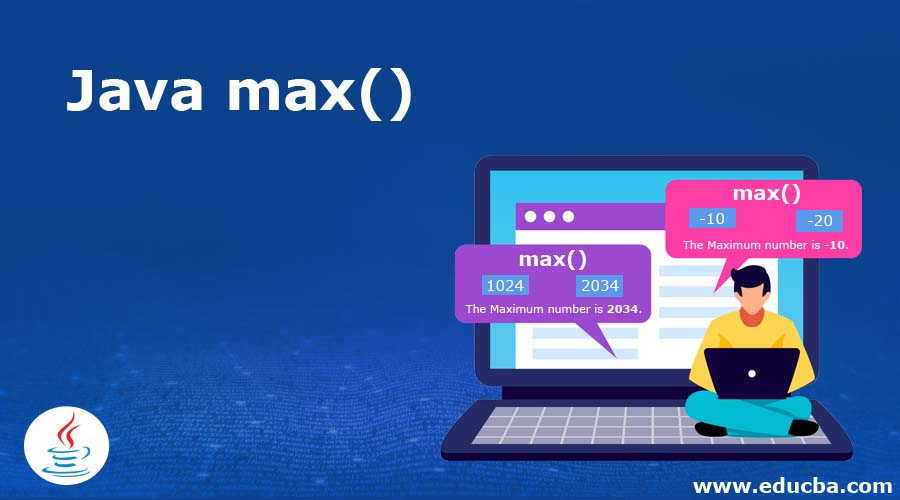 Java max()