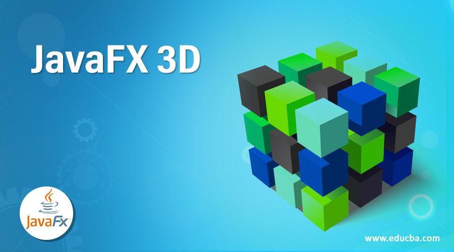 JavaFX 3D