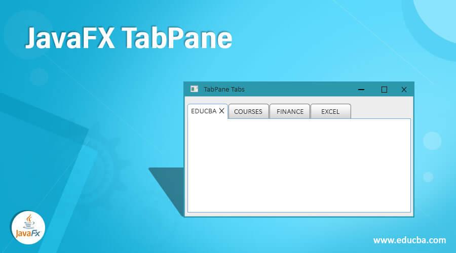 JavaFX TabPane