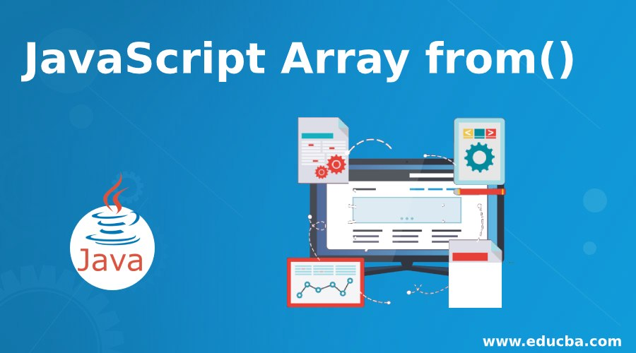 JavaScript Array from()