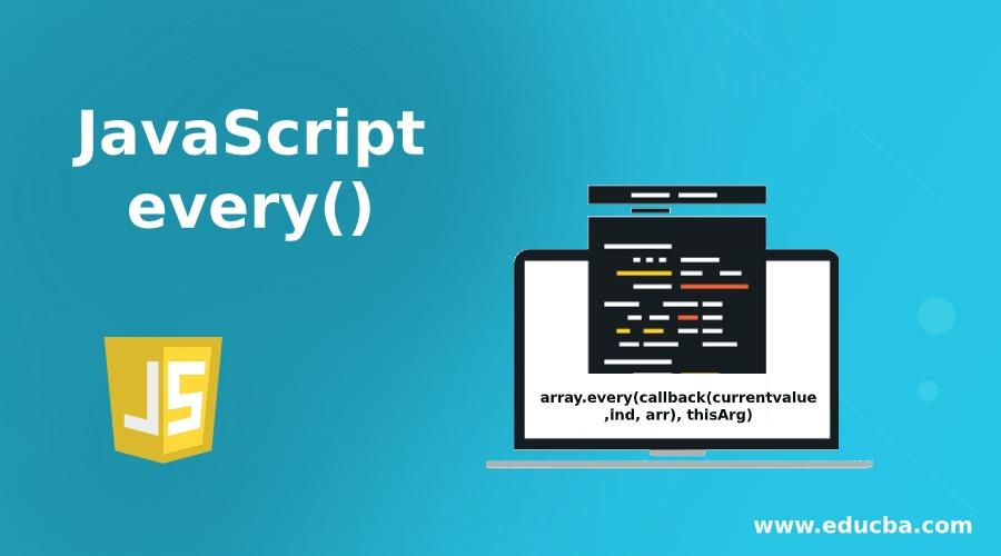 JavaScript every()