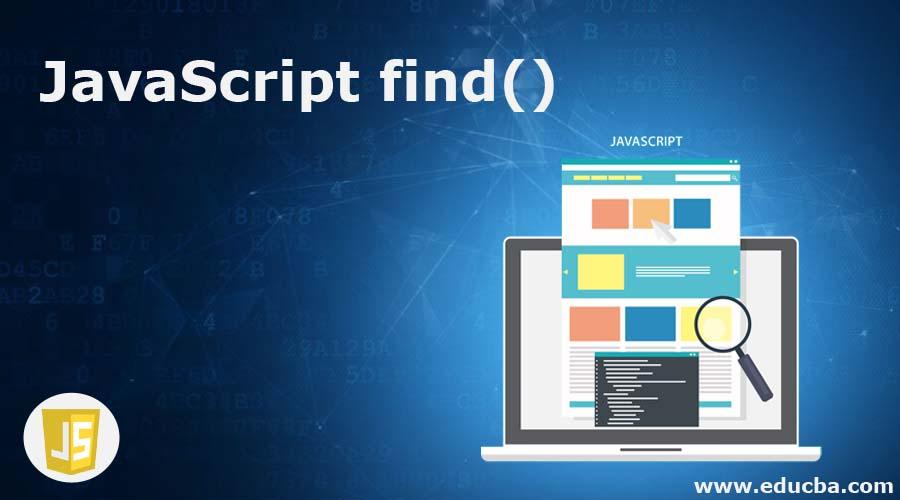 JavaScript find()