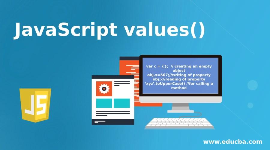 JavaScript values()