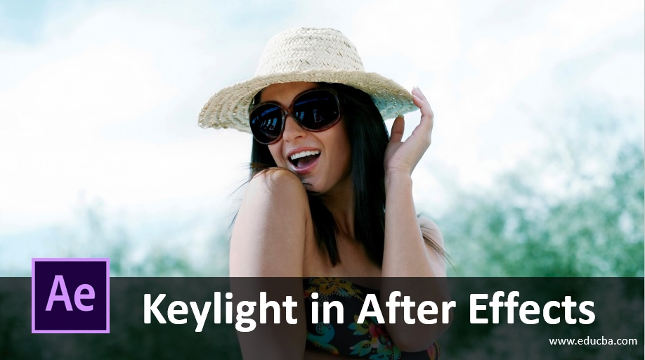 Keylight in After Effects