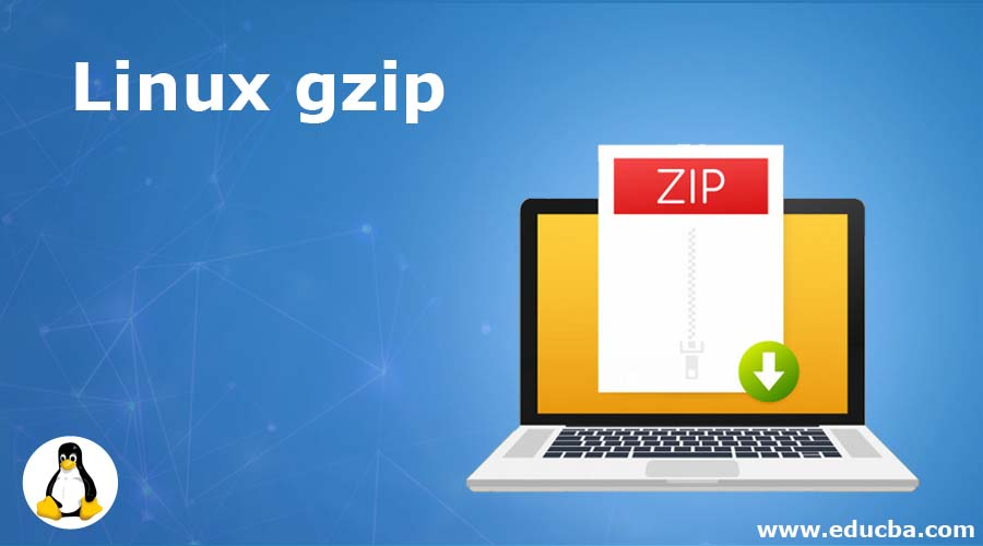 Linux gzip