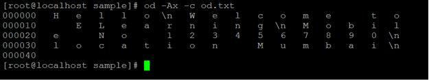 Linux od8