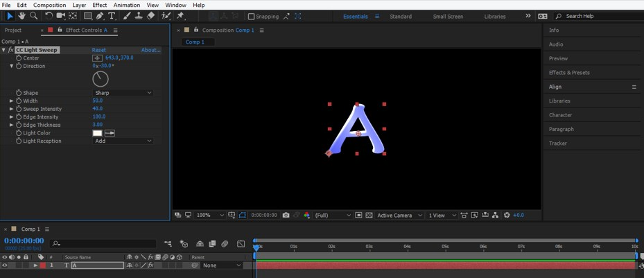 Logo Reveal After Effects - 11