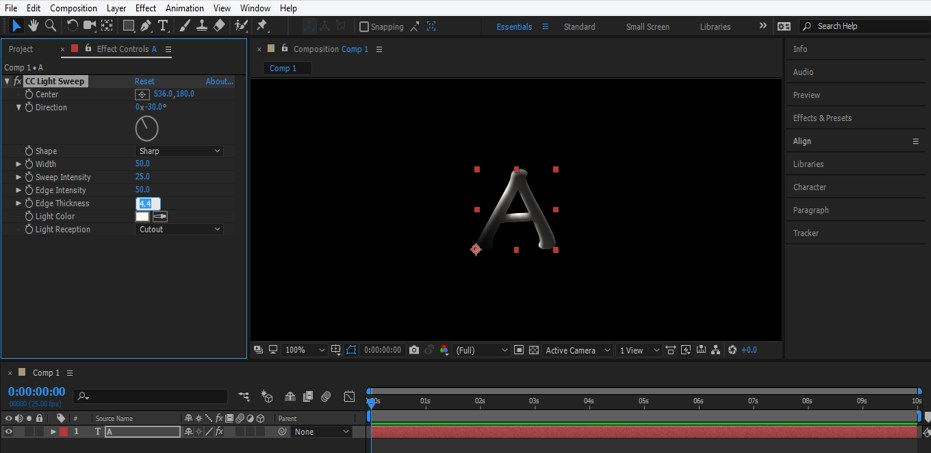 Logo Reveal After Effects - 14