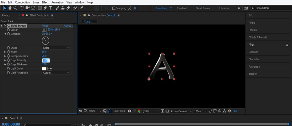 Logo Reveal After Effects - 16
