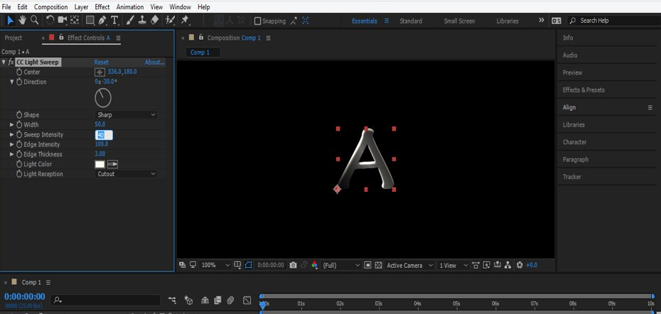 Logo Reveal After Effects - 17