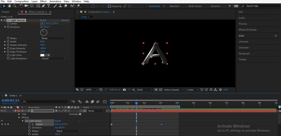 Logo Reveal After Effects - 21