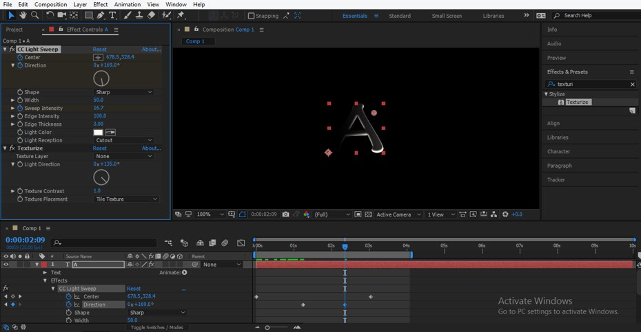 Logo Reveal After Effects - 23