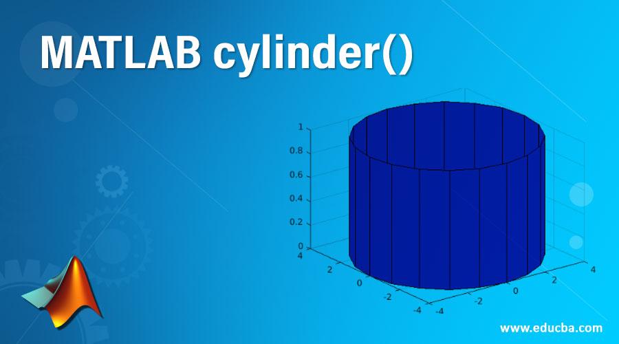 MATLAB cylinder()