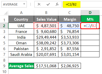 Statistics in Excel 2-1