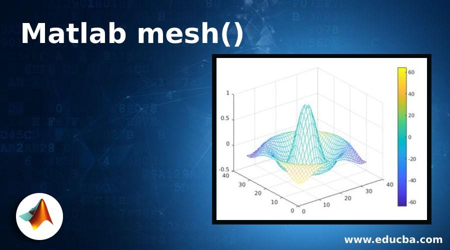 Matlab mesh()