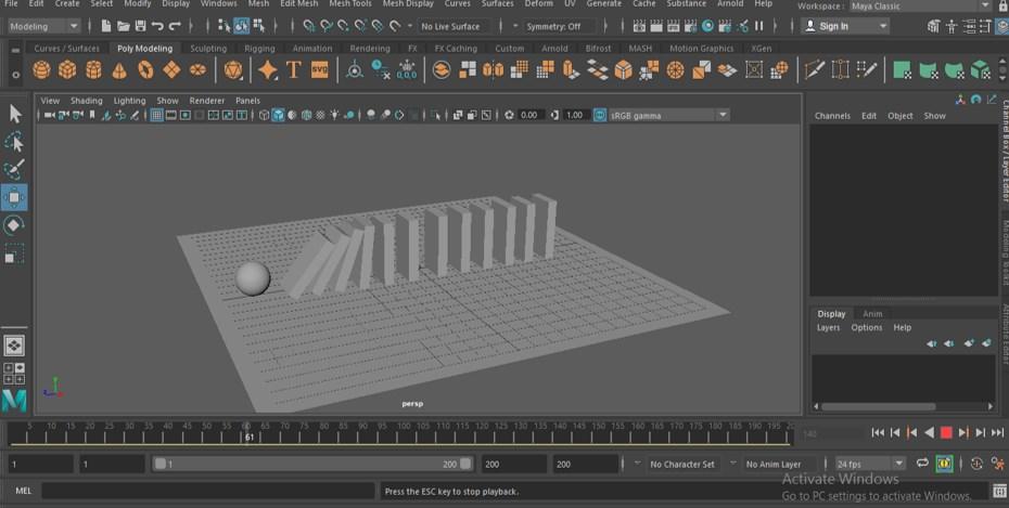 Maya Animation - 25