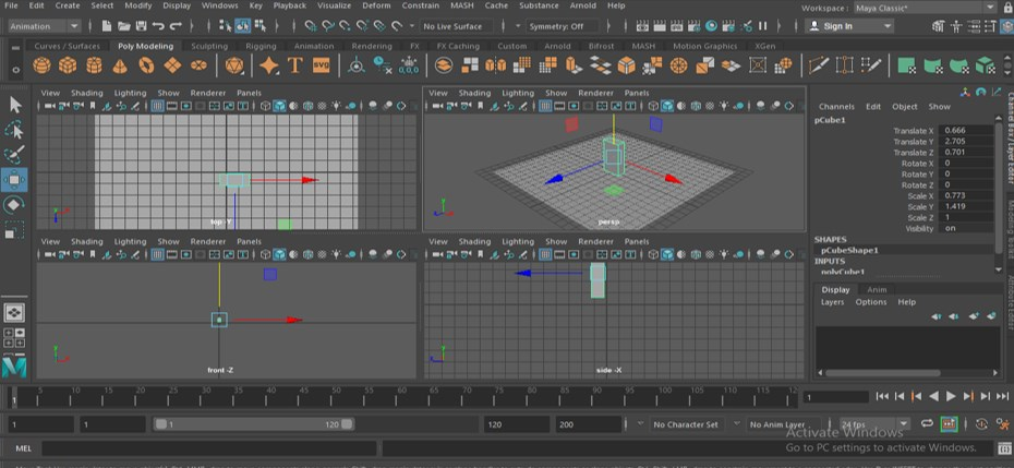 Maya Animation - 8