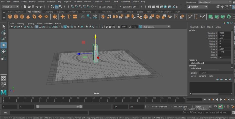 Maya Animation - 9