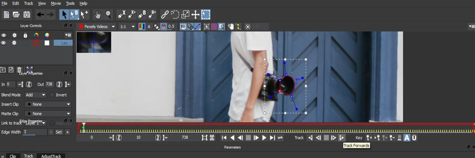 Mocha in After Effects - 12