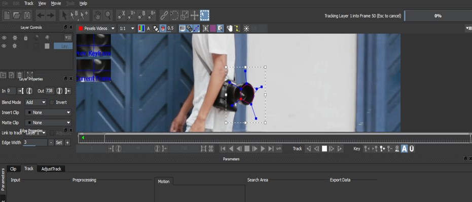 Mocha in After Effects - 13