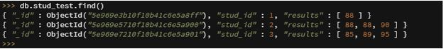 pull array operator