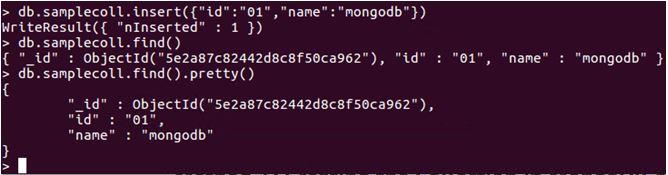 MongoDB Data Types2