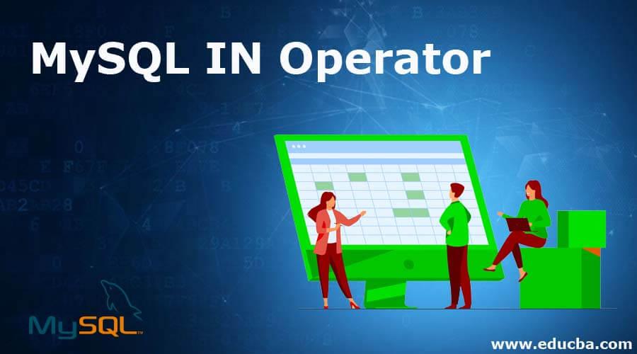 MySQL IN Operator