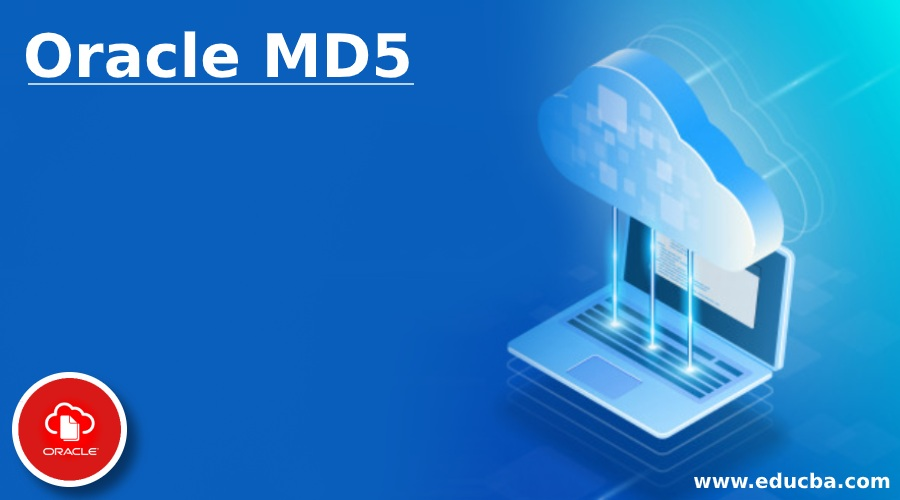 Oracle MD5