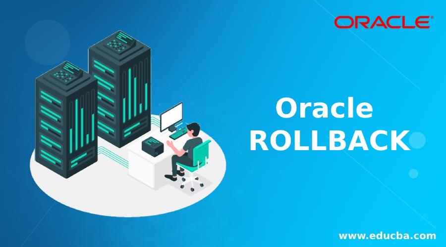 Oracle ROLLBACK