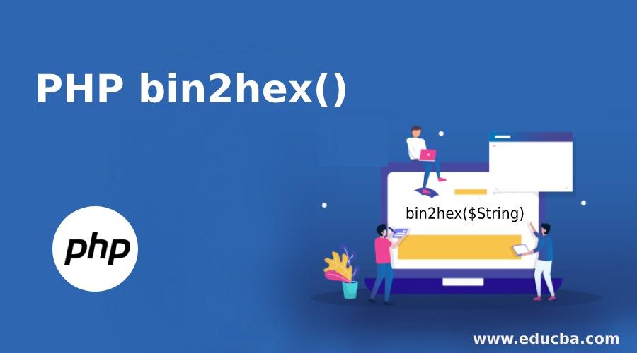 PHP bin2hex()