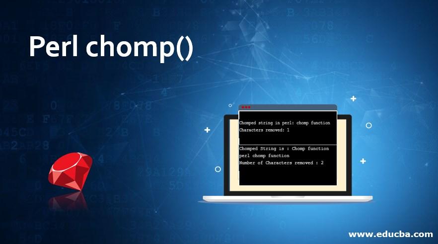 Perl chomp()