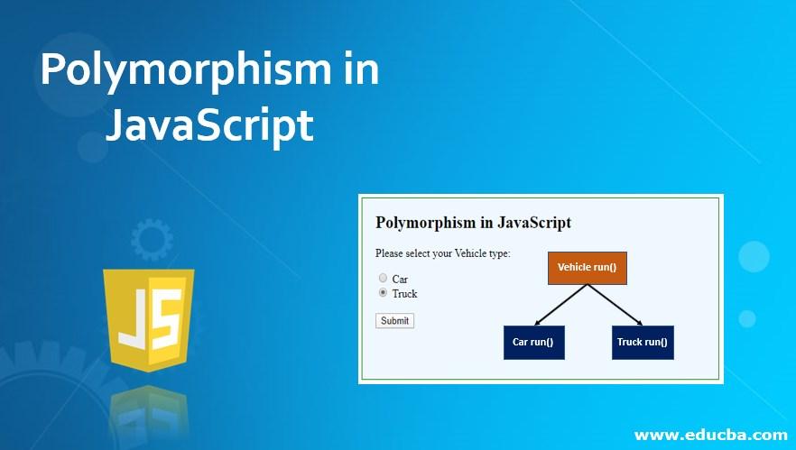 Polymorphism in JavaScript