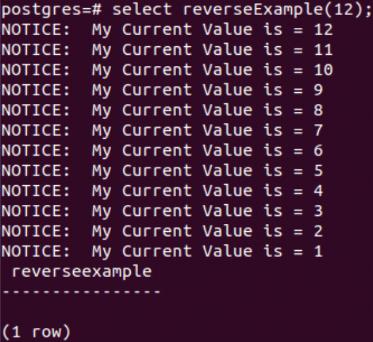 Reverse Order Example 2