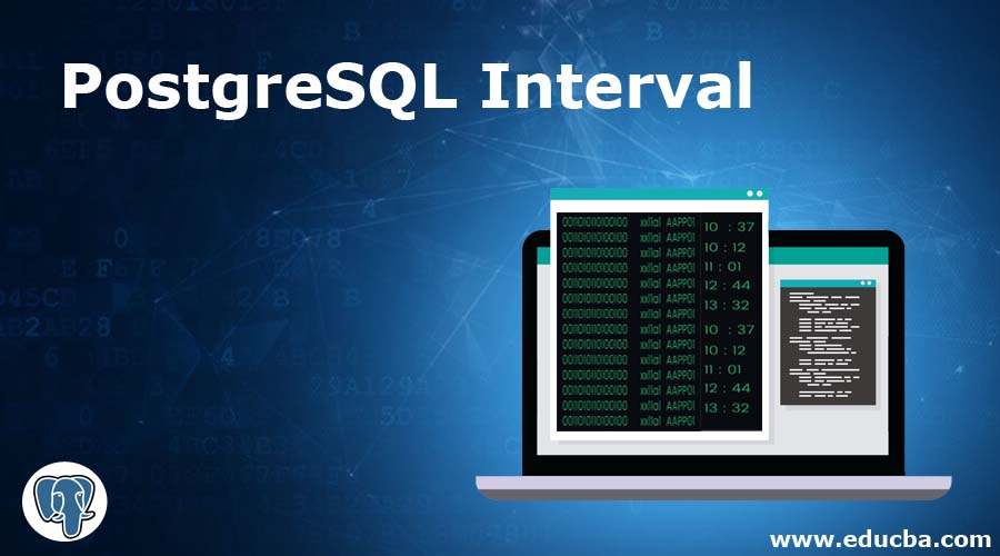PostgreSQL Interval