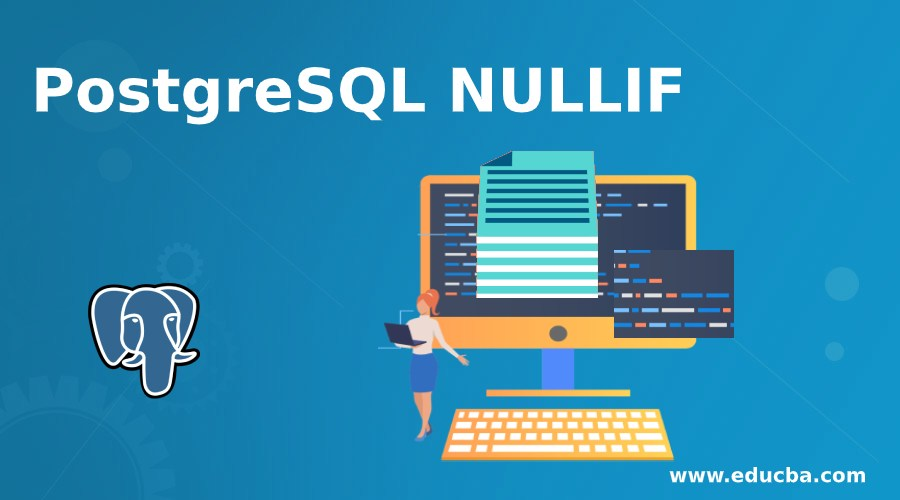 PostgreSQL NULLIF
