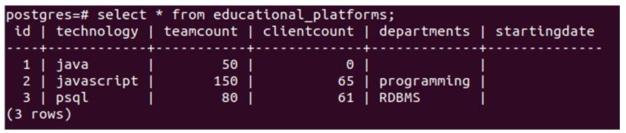 PostgreSQL if else 5JPG