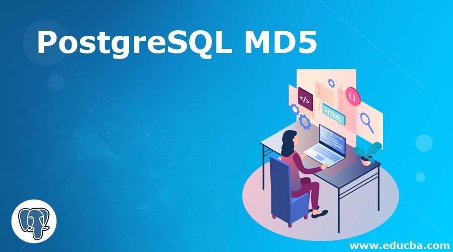 PostgreSQLMD5