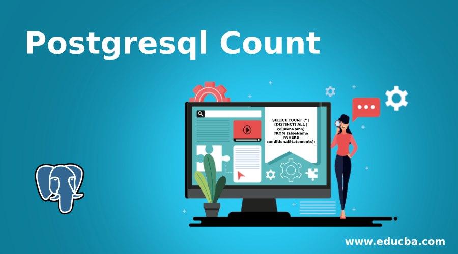 Postgresql Count