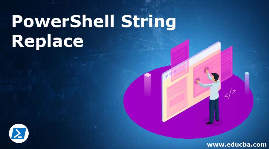 PowerShell String Replace