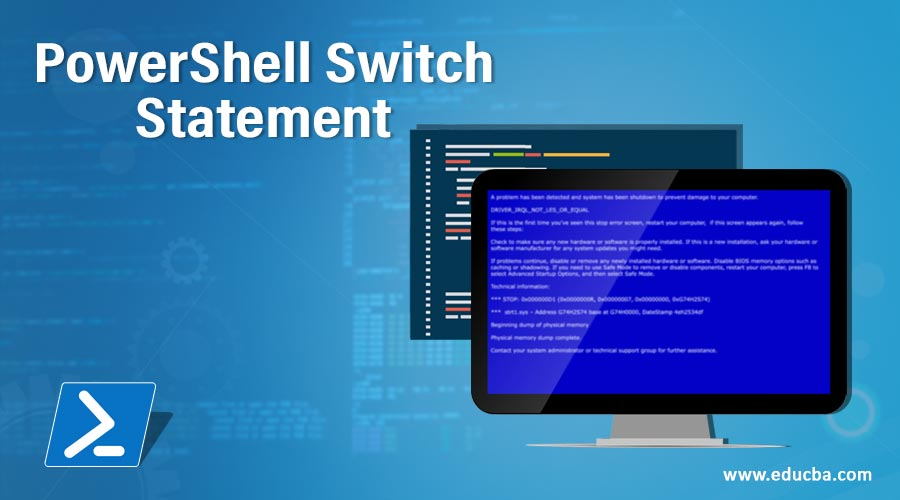 PowerShell Switch Statement