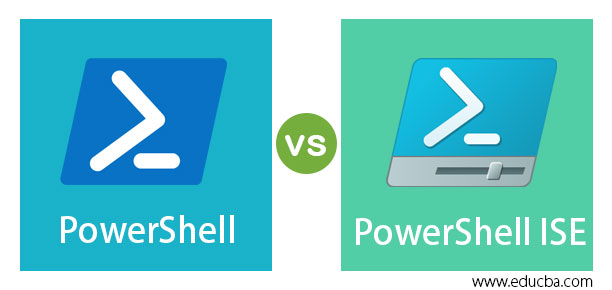 PowerShell vs PowerShell ISE